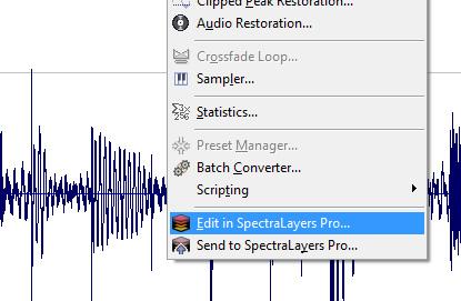 Цена Sound Forge Pro 11 и SpectraLayers Pro 2 по отдельности составляет 400